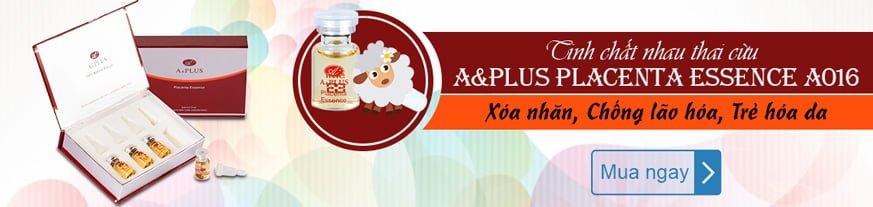 [Banner SP] Tinh chất nhau thai cừu chống lão hóa A&Plus
