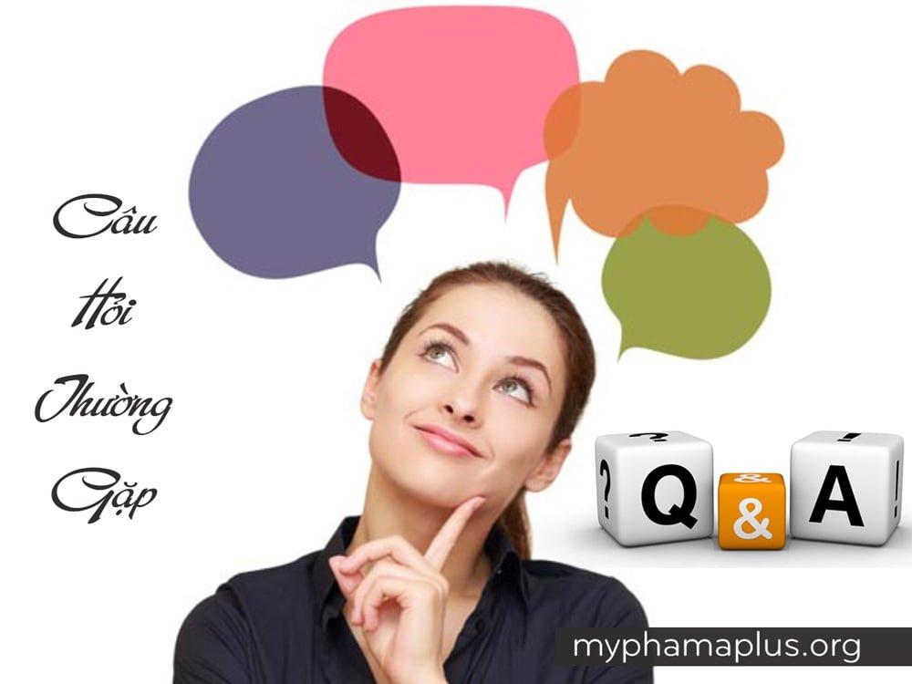 Câu hỏi thường gặp tại mỹ phẩm A&Plus 1