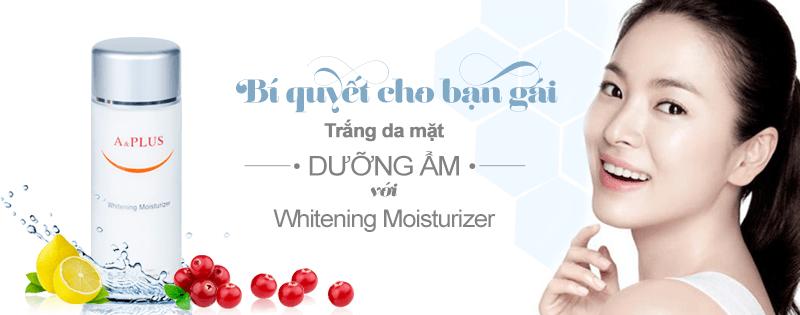 Kem dưỡng ẩm trắng da A&Plus Whitening Moisturizer A004 02