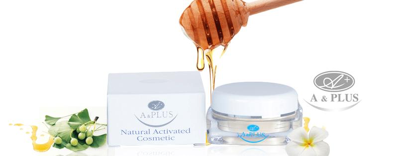 Kem dưỡng trắng da mật ong A&Plus B005 01