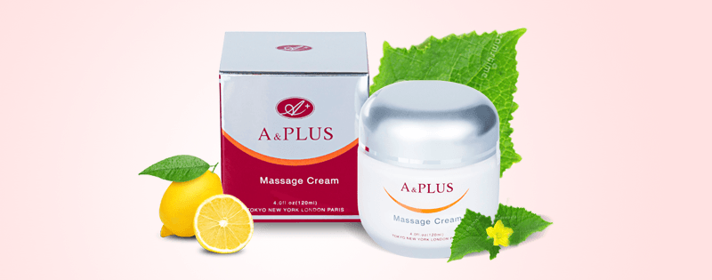 Kem massage mặt A&Plus Massage Cream A011 01
