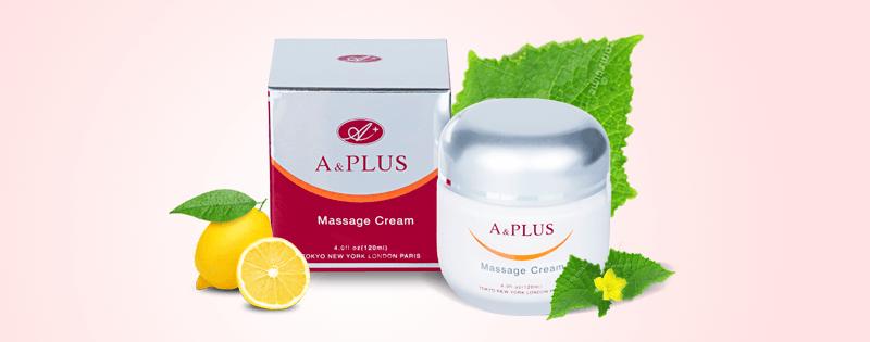 Kem massage mặt A&Plus Massage Cream A011 01