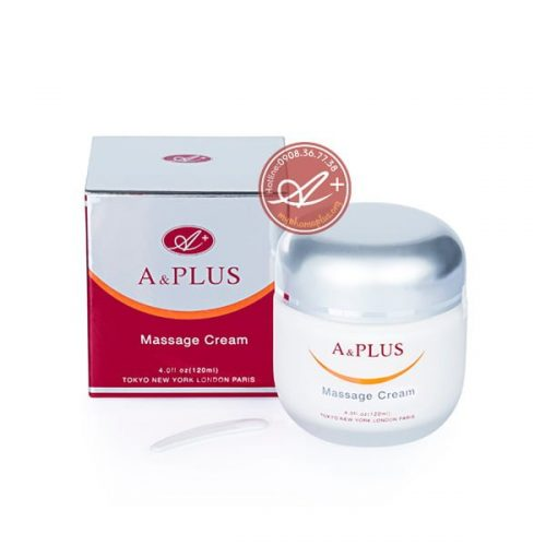 Kem massage mặt A&Plus Massage Cream A011 1