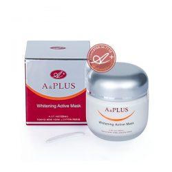 Kem mặt nạ trắng da A&Plus Whitening Active Mask A010 1