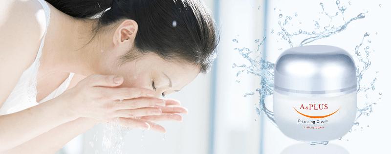Kem rửa mặt A&Plus Cleansing Cream A002 02