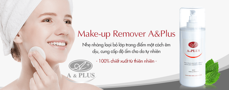 Kem tẩy trang A&Plus Make–Up Remove MV001 01