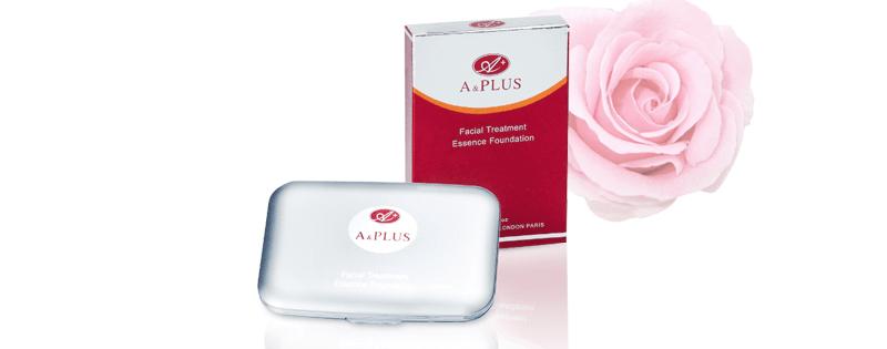 Phấn nền A&plus Facial Treatment Essence Foundation A021 01