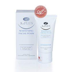 Sữa rửa mặt thảo dược A&Plus Whitening Facial Foam B001 50ml 1
