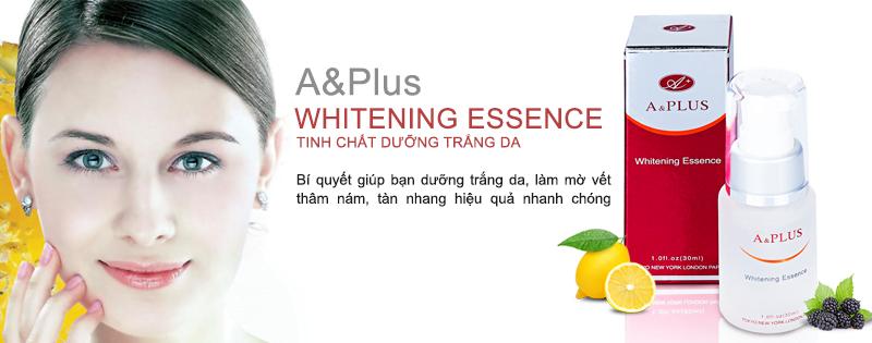 Tinh chất làm trắng da A&Plus Whitening Essence A005 01