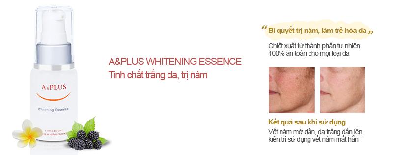 Tinh chất làm trắng da A&Plus Whitening Essence A005 02