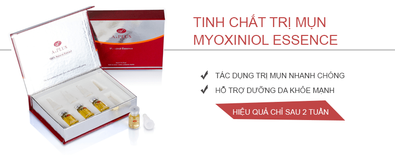 Tinh chất trị mụn A&Plus Myoxinol Essence A020 01