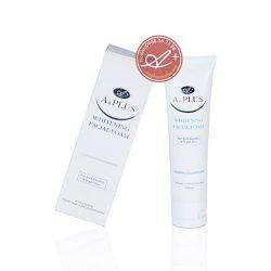 Sữa rửa mặt thảo dược A&Plus Whitening Facial Foam B002 100ml 1