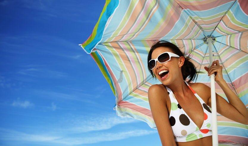Mẹo bảo vệ da luôn tươi tắn dưới nắng hè 1
