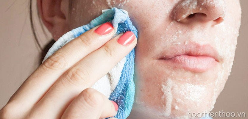 Những sai lầm khi chăm sóc da nhờn 5