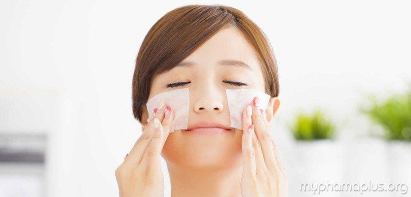 Cách khắc phục da nhờn vùng chữ T 1