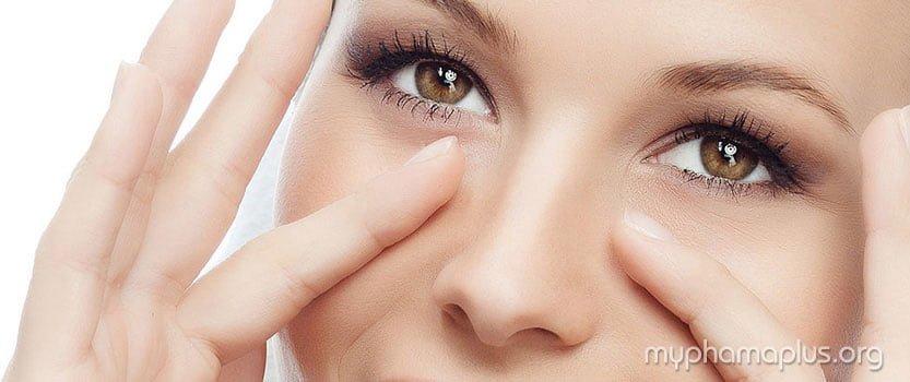 Bật mí giải pháp giúp trẻ hoá da vùng mắt 1
