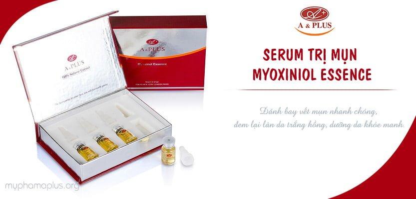 Những sai lầm thường gặp khi dùng Serum trị mụn