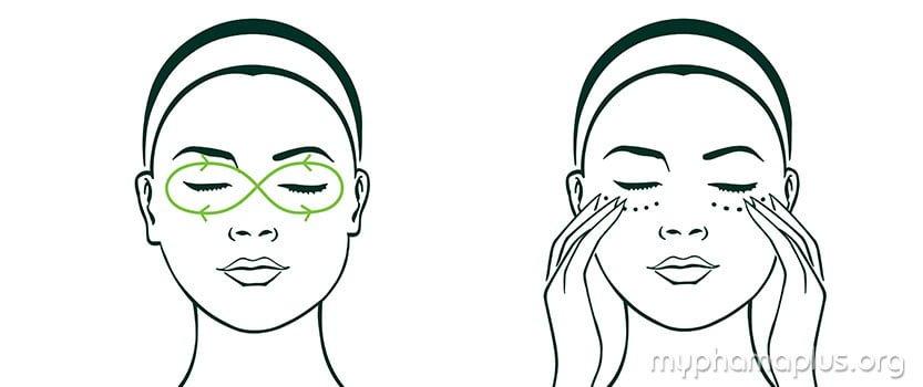 5 bước massage chống chảy sệ da mặt 2