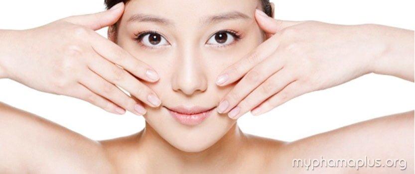 5 bước massage chống chảy sệ da mặt 3