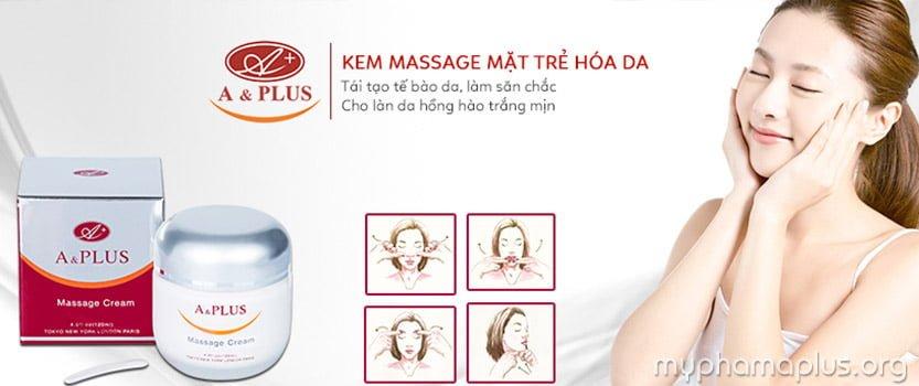 5 bước massage chống chảy sệ da mặt 6