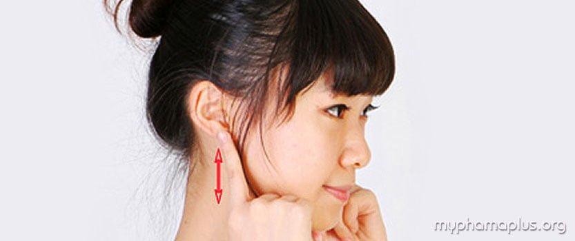 Cách Massage giúp thon gọn khuôn mặt 1