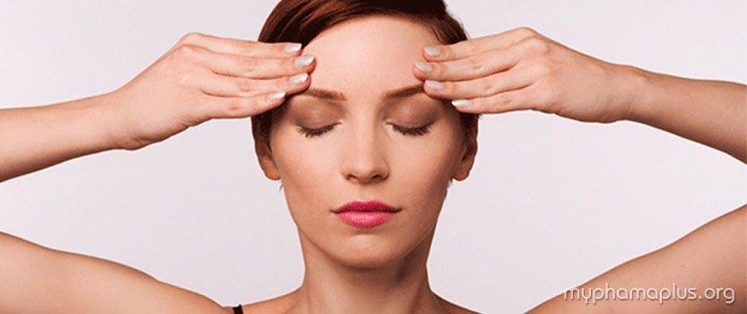 Cách Massage giúp thon gọn khuôn mặt 2