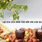 Lợi ích của dấm táo đối với làn da
