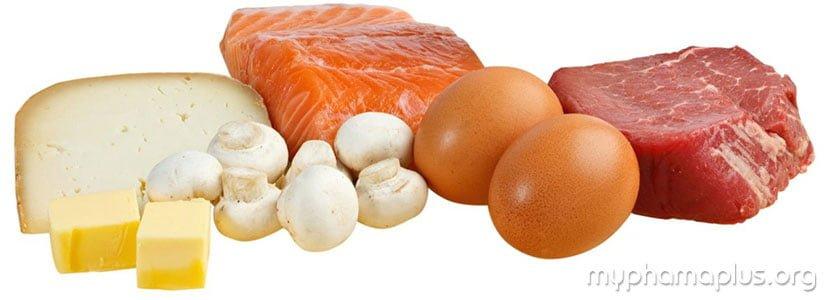 Công dụng chống lão hóa của Vitamin D 1