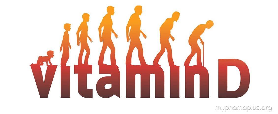Công dụng chống lão hóa của Vitamin D
