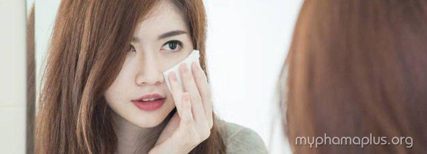 4 bước cho làn da trắng hồng mỗi ngày 1