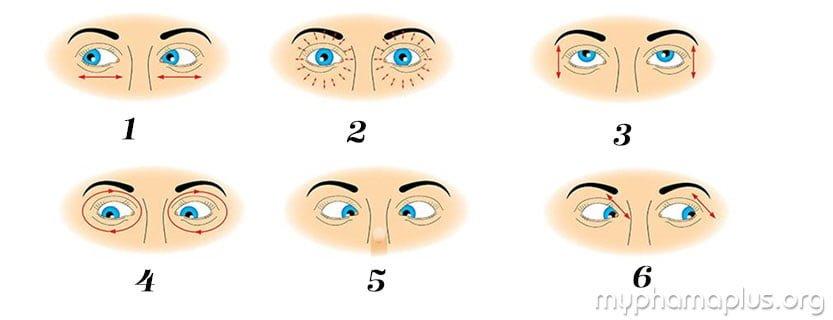5 Bài tập giúp mắt sáng khoẻ 1