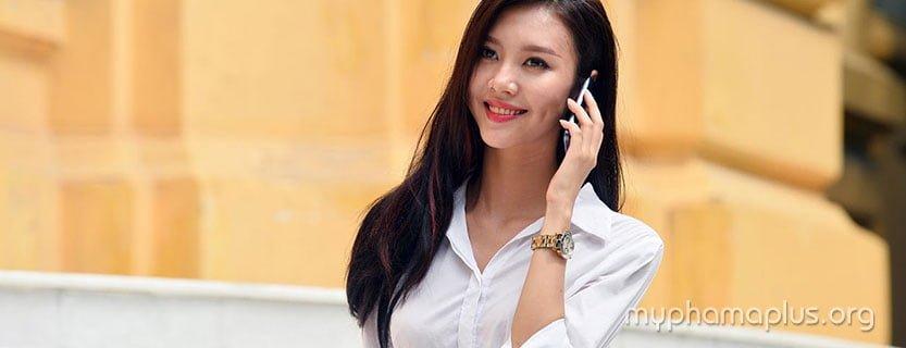 5 Lý do điện thoại di động gây hại cho da 1