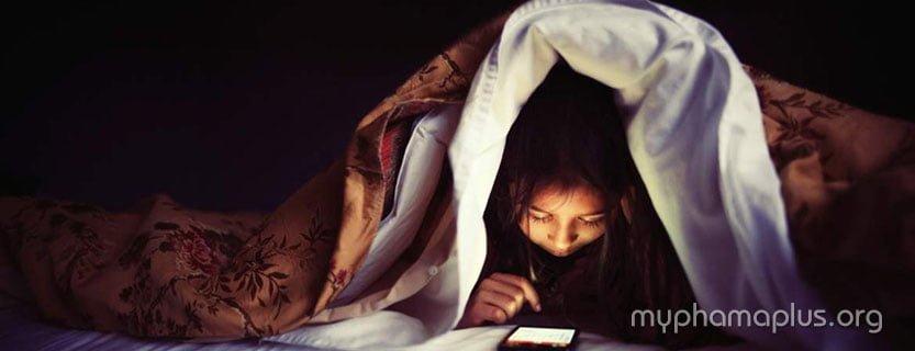 5 Lý do điện thoại di động gây hại cho da 2