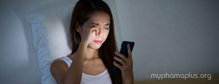 5 Lý do điện thoại di động gây hại cho da 3