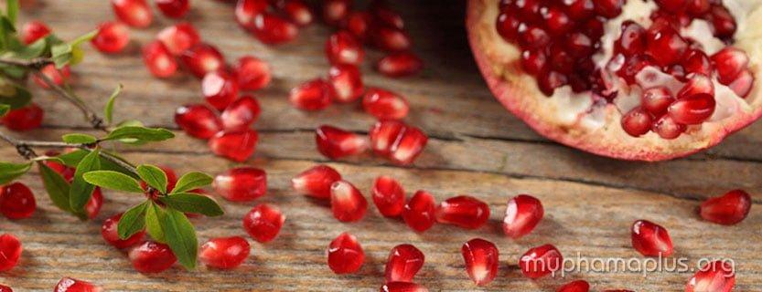 8 Lý do bạn nên ăn lựu đỏ mỗi ngày 1