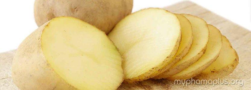 8 Lợi ích làm đẹp da từ khoai tây 2