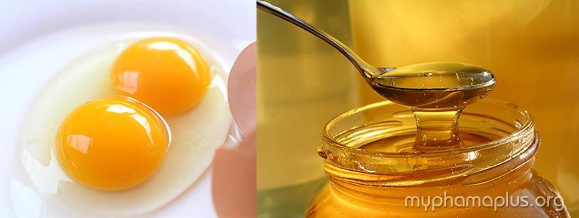 Cách se khít lỗ chân lông từ trứng 3