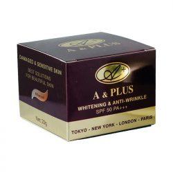 Kem dưỡng trắng da chống lão hóa phục hồi da A&Plus SPF 50 PA+++ 02