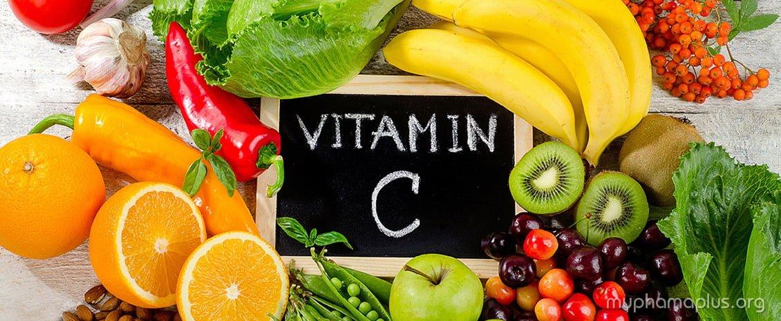 Top điều cần biết về Vitamin C 1