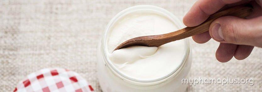 Cách chữa da bị cháy nắng bằng sữa chua