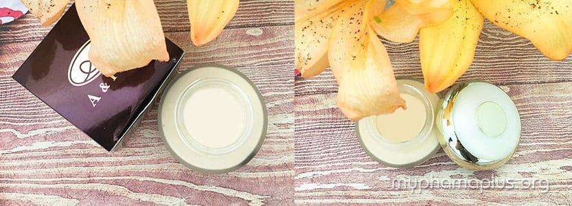 Kem dưỡng trắng da chống lão hóa A&Plus SPF 50 Pa+++