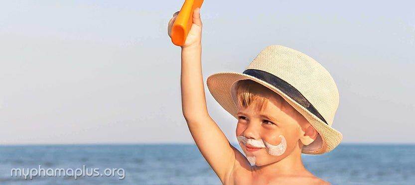 Tìm kem chống nắng phù hợp với làn da