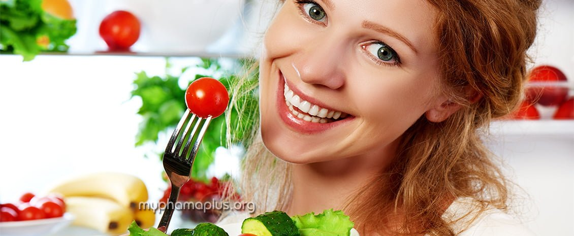 Chế độ ăn uống giúp cho bạn sở hữu một làn da đẹp