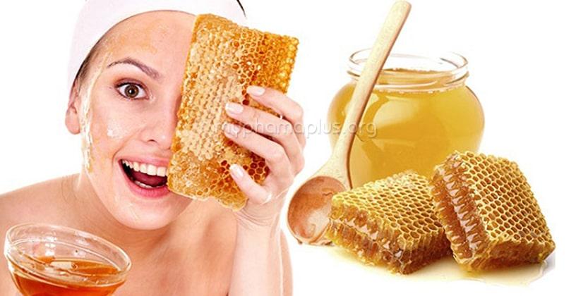 Cách trị thâm mụn nhanh chóng bằng mật ong