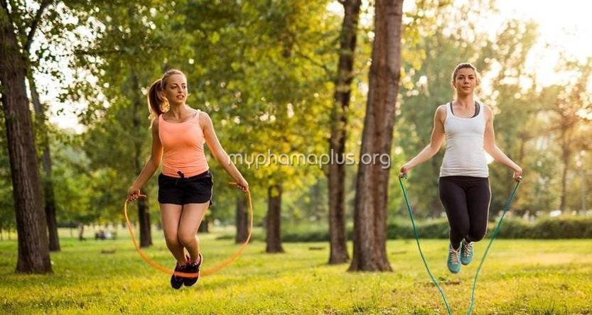 Nhảy dây có thật sự giảm cân được không?